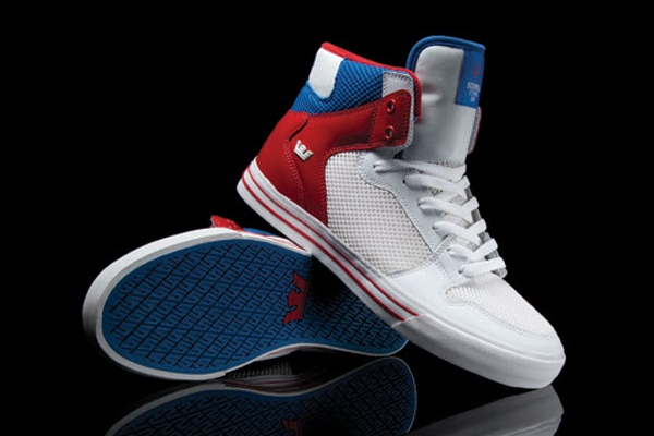 All Star Inspired Supra Vaider