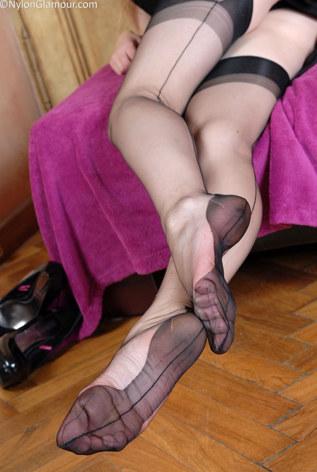 Fetish stocking