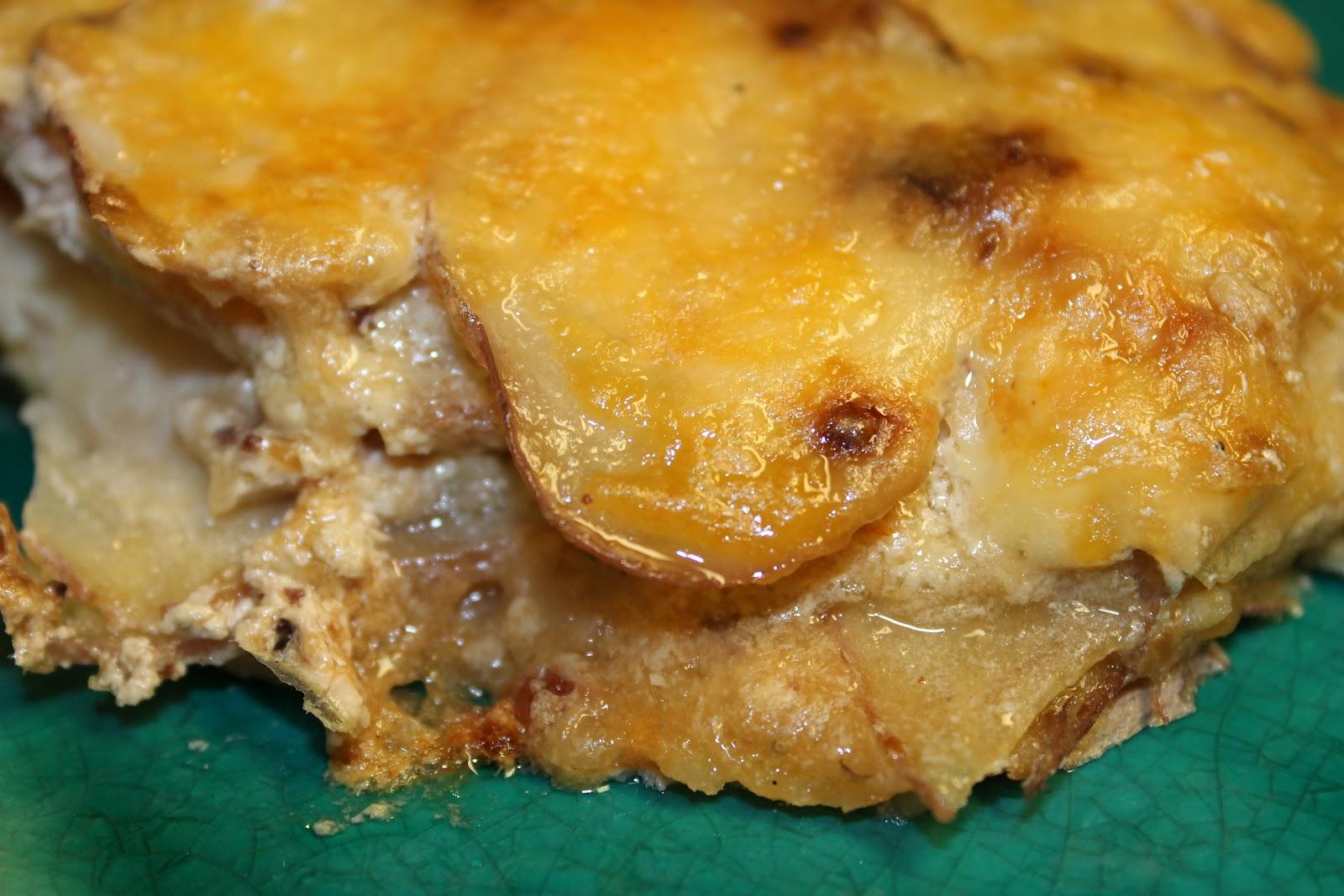 Gluten Free Casually: Scalloped Potatoes