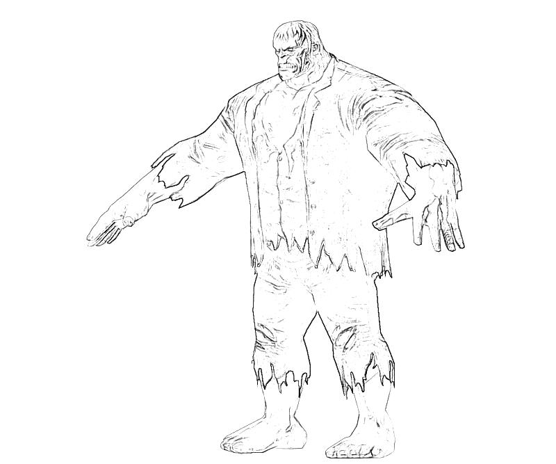 solomon grundy coloring pages - photo#3