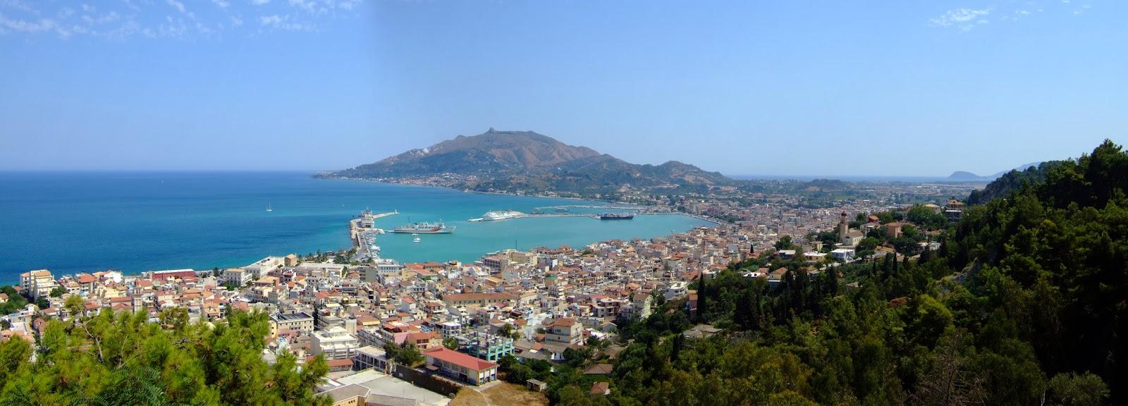 The Beautiful Island of Zakynthos in Hellas (Greece)