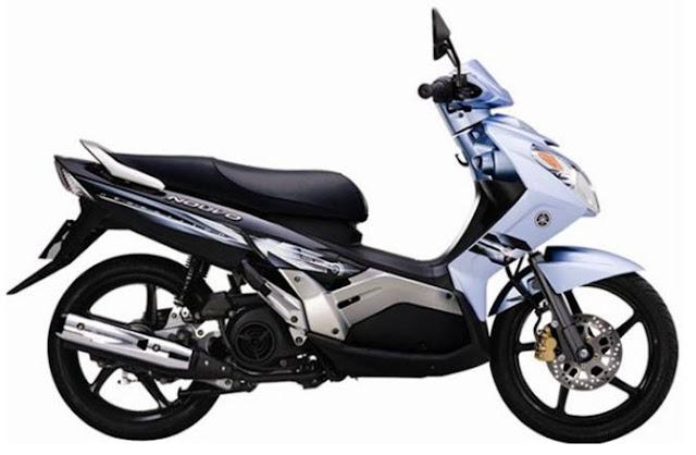 Yamaha Nouvo 115-Những xe tay ga dưới 30 triệu