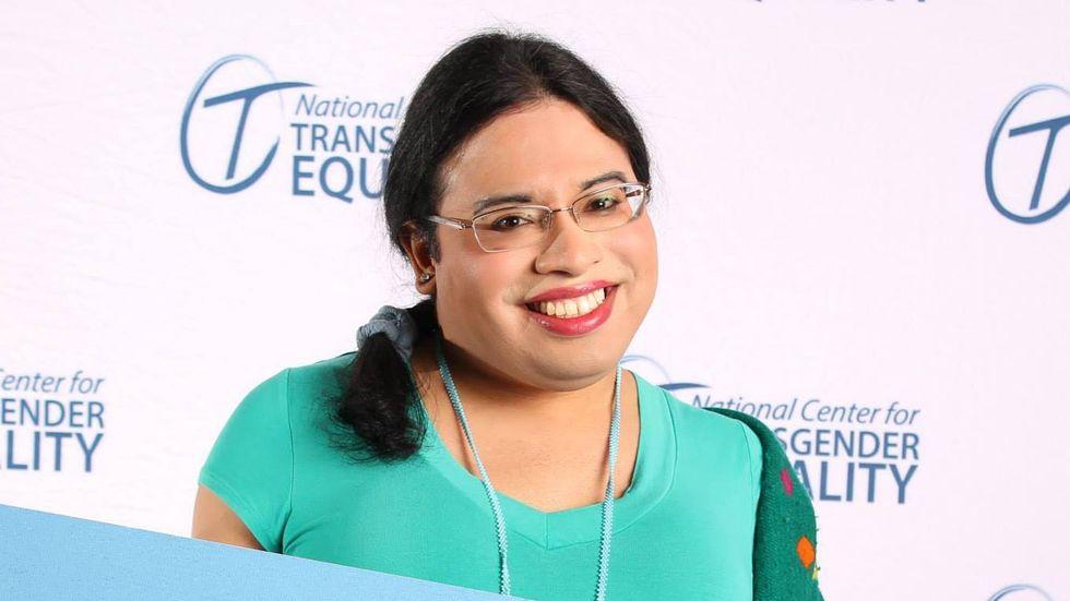 Raffi Freedman-Gurspan é a primeira funcionária transexual da Casa Branca.