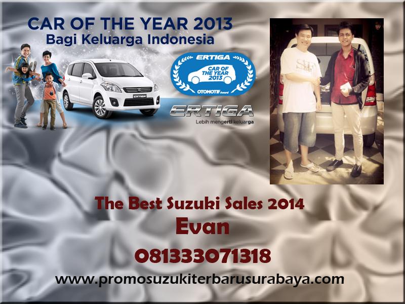 Promo Suzuki Ertiga Terbaru UMC Dan SBT Surabaya Bangkalan Nganjuk Kediri By Evan 03131073787