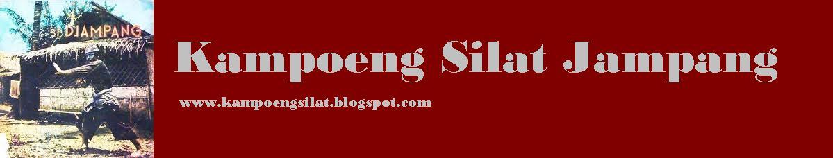 Kampoeng Silat Jampang