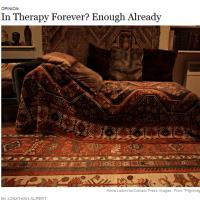 How Long Should You Be In Therapy?