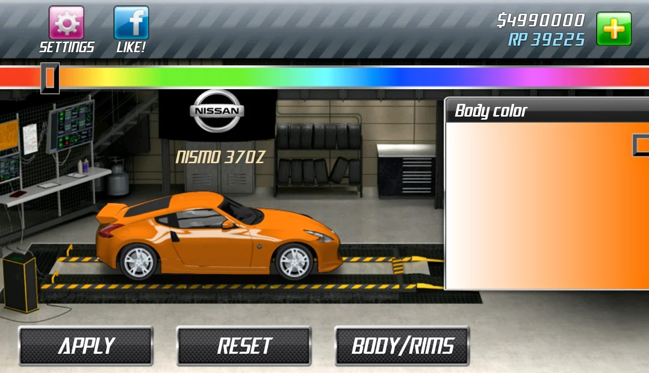 Drag Racing v1.6.26 Mod [Unlimited Everything]