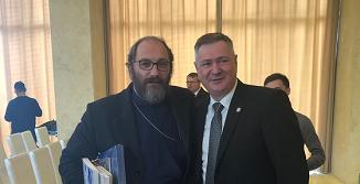 """Florin Ianovici 🔵 Mesaj la Convenția Națională """"România creștină în Europa"""" - Cluj 2018"""
