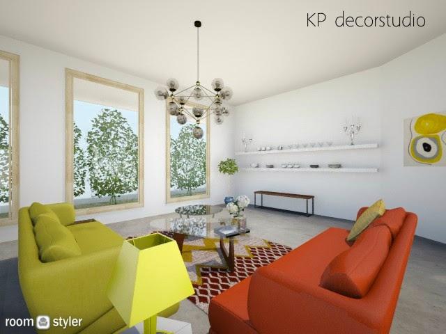 Proyecto de interiorismo vintage industrial retro decoradores valencia