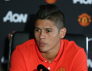 Rambut Marcos Rojo