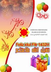 FELIZ IDUL FITR 2011 - 1432H