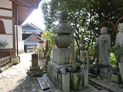 熊谷直実の墓