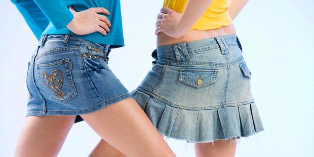 negara ini melarang rok mini, beranikah indonsia