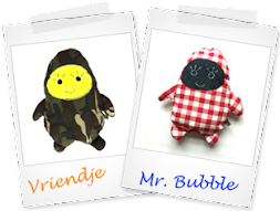 Mr. Bubble needs a Friend!