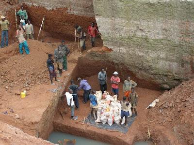 O alerta que vem das Lundas. Os diamantes angolanos controlados pelos generais são mortais