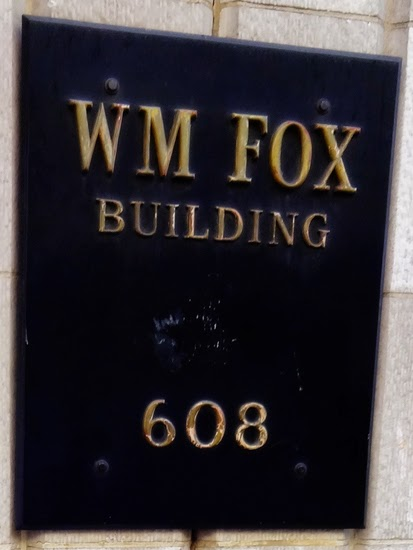William Fox Building by Lady by Choice