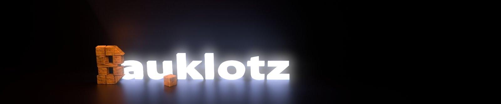 Bauklotz