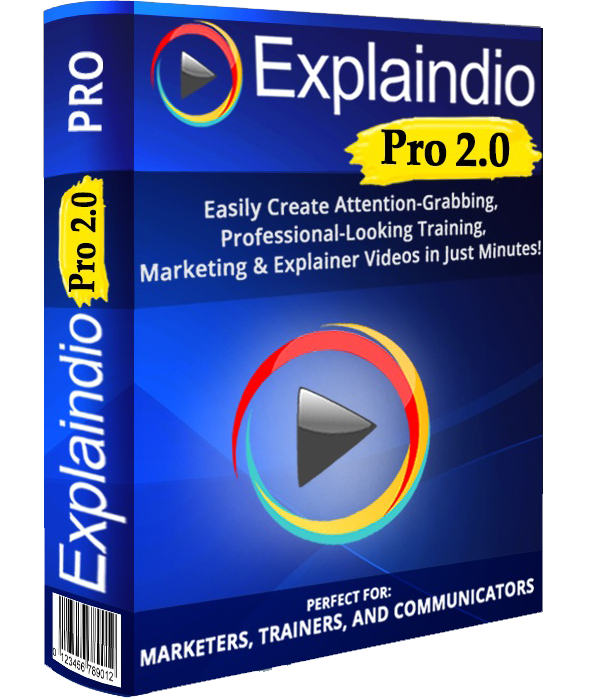 Explaindio Video Creator 2.0.109