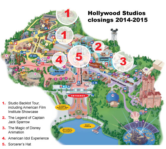 Disney News June 29-July 5: Major changes at Hollywood Studios? No ...