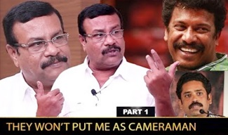 Actor & Cinematographer Ilavarasu Interview