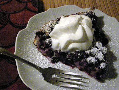 Yet Another Slice of Clafoutis