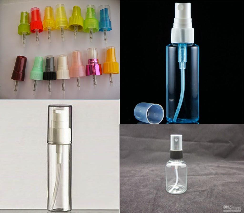 samples of bottles while designing the Moku-moku box