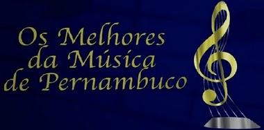 TROFEU ACINPE 2011  OS MELHORES DA MÚSICA DE PERNAMBUCO