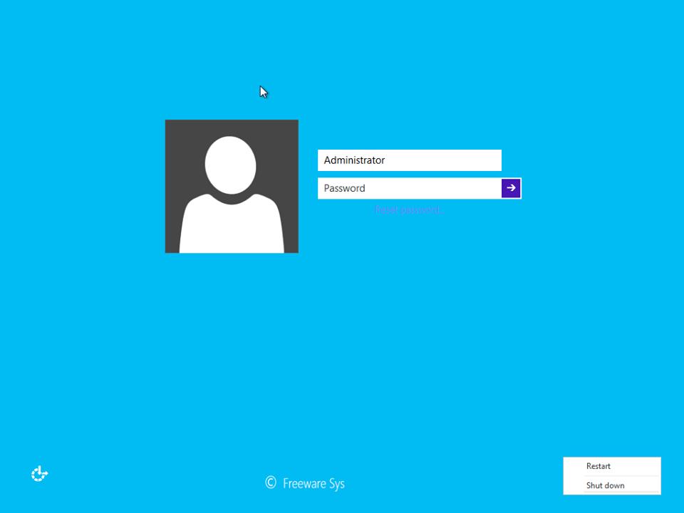 Windows 9 Professional User Login Download