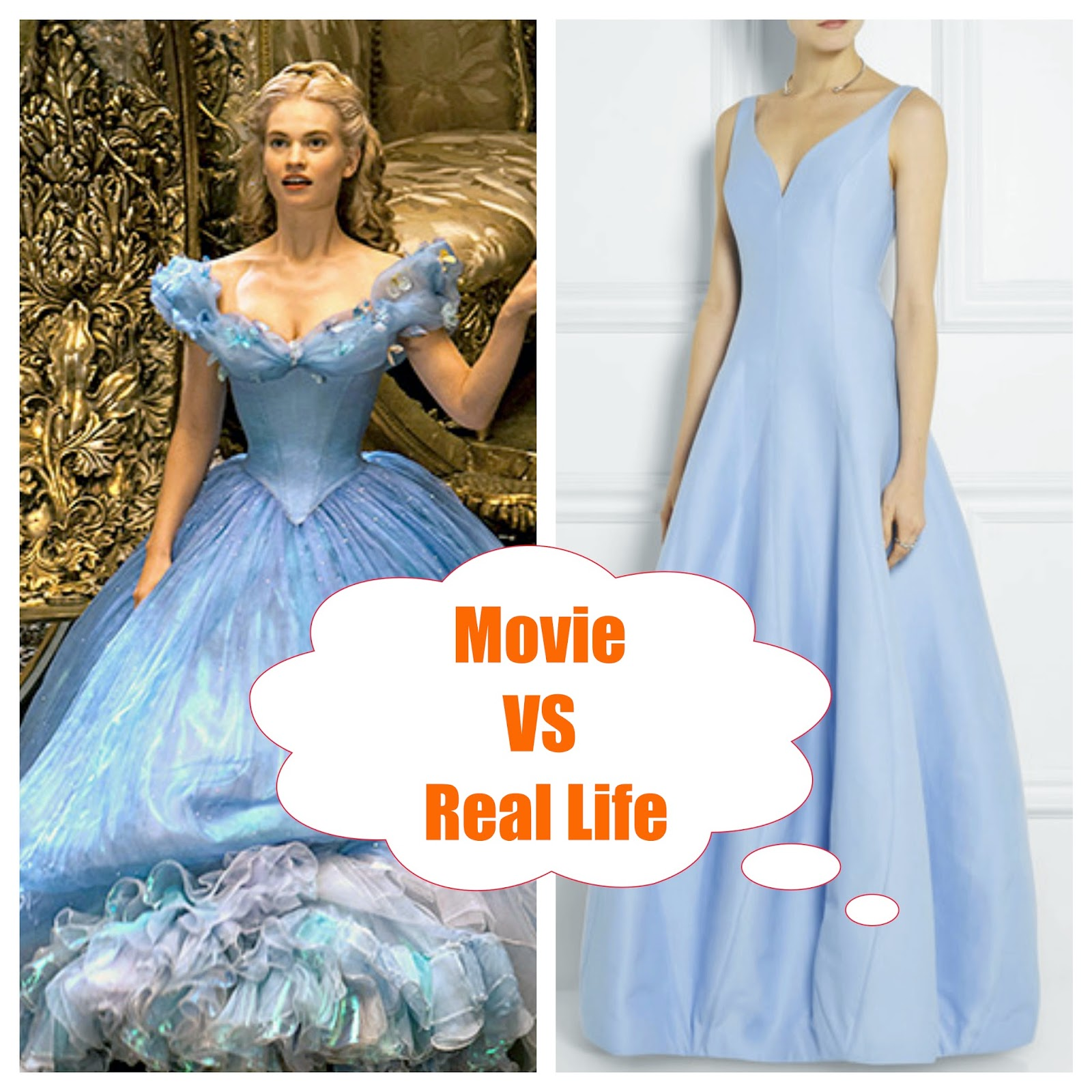 movie vs real life cinderella 2015 melissa gabriele