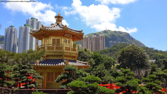 Diamong Hill Hongkong- Nan Lian Gardens