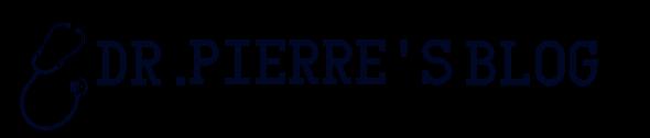 Dr. Pierre's Blog