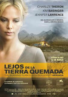 Lejos de la Tierra Quemada (The Burning Plain) Poster