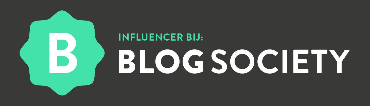 Blogger bij Blogsociety