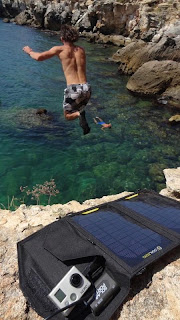 GoPro USB Solar Charger