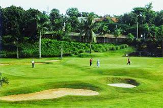 Padang Golf Pangkalan Jati, Jakarta Selatan