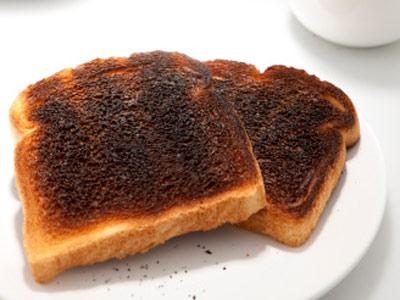Truyện ngắn gia đình Chiếc bánh mì cháy