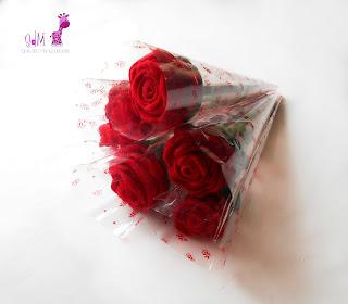 rosa-fieltro-san-valentín