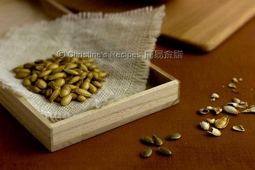烤南瓜籽 Toasted Pumpkin Seeds02