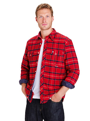 Red Buffalo Check Shirt
