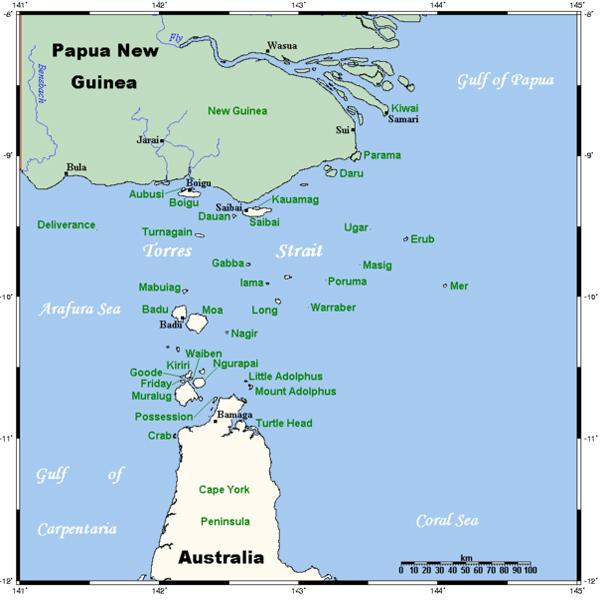 Nothin' Sez Somethin': Papua New Guniea