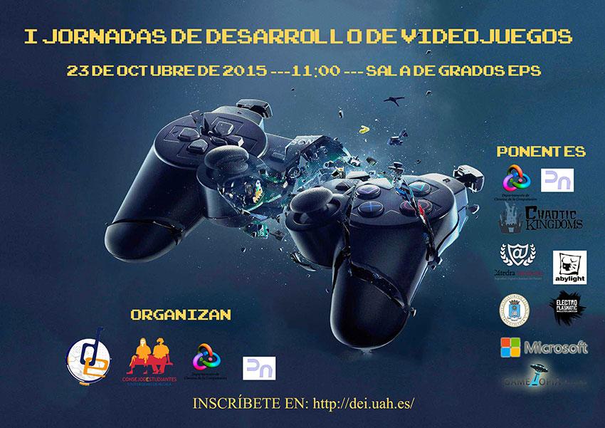 Jornadas gratuitas de Videojuegos