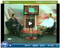 Assista nossa entrevista no SBT sobre Quiropraxia