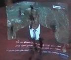 شباب فلسطينيون يرشقون نتنياهو بالأحذية - لمشاهدة الفيديو اضغط هنا