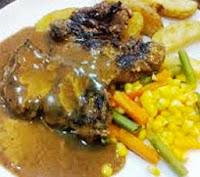 resep bistik daging kambing
