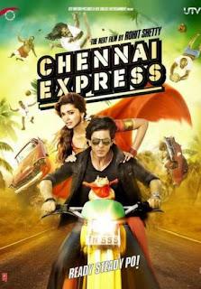 Film Chennai Express (2013) di Bioskop Alam Sutera XXI Tangerang
