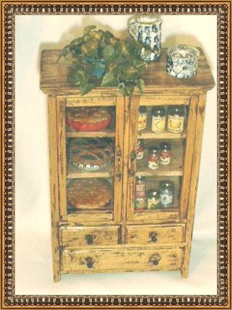 """OLD KITCHEN CUPBOARD"""