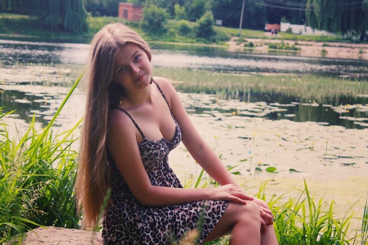 Фото красивых девушек украины, Где самые красивые девушки? В России или на Украине? 6 фотография