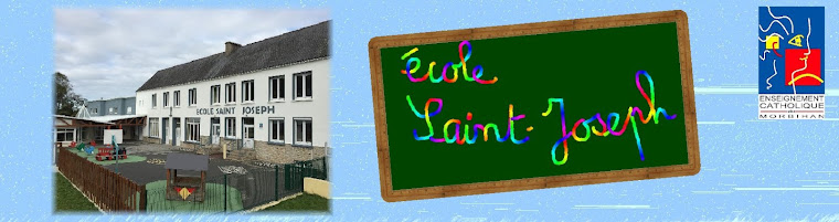 Blog Ecole Saint-Joseph