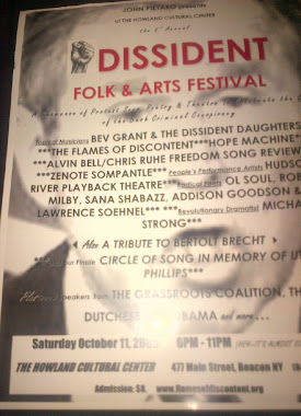 The Dissident Folk &amp; Arts Festival 2007