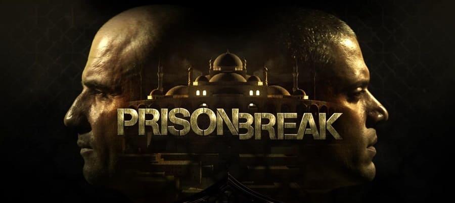 Prison Break - Sequel - Legendado 2017 Série 720p HD WEBrip completo Torrent